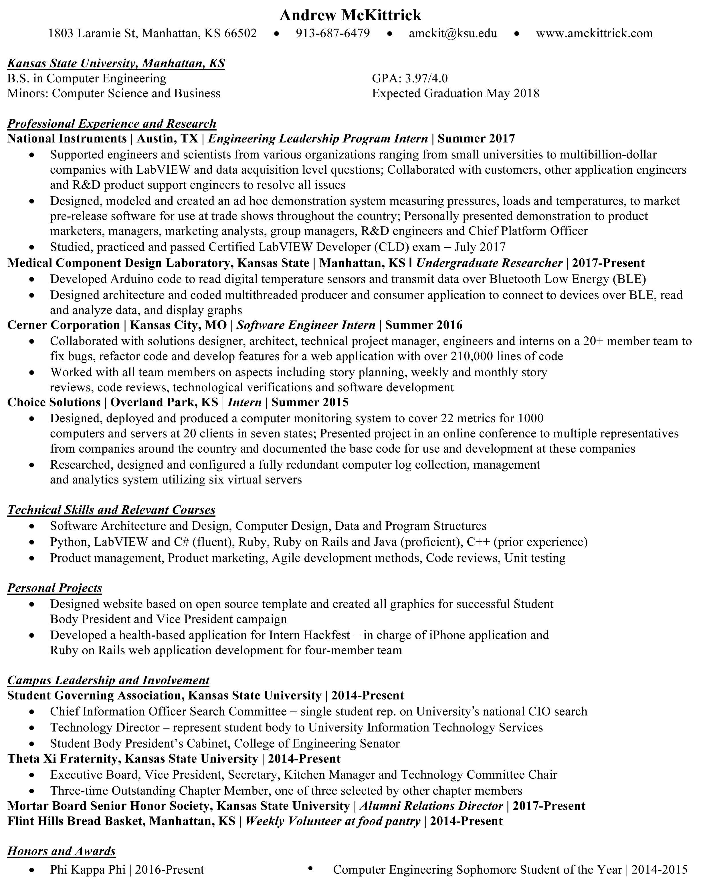 Resume  Angularjs Resume